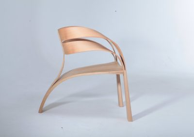 chair, steam bent, armchair