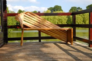 chaise-longue, bench, outdoor furniture