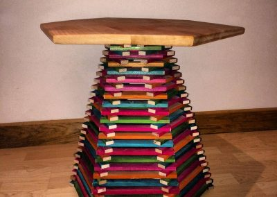 mayan table, coffee table, side table