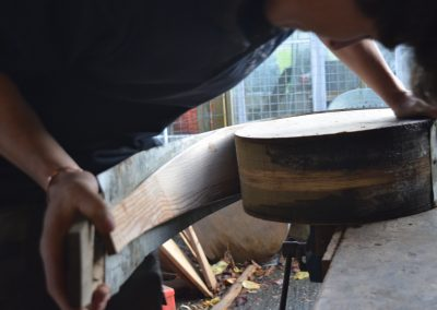 steam bending