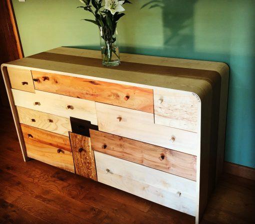 jigsaw chest